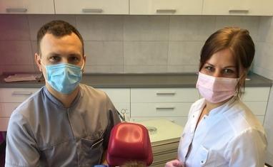 Стомадеус - Наши маленькие пациенты - фото 1