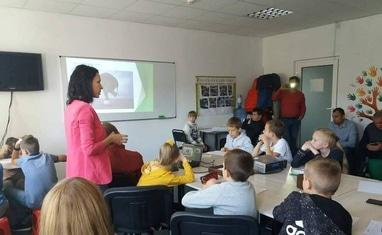 First Junior Business School - День открытых дверей - фото 4