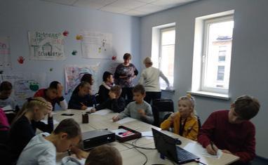 First Junior Business School - День открытых дверей - фото 3