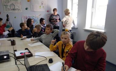 First Junior Business School - День открытых дверей - фото 5