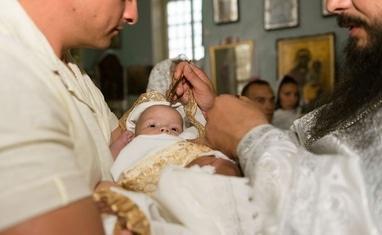 Екатерина Теренёва - Таинство Крещения - фото 3