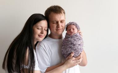Екатерина Теренёва - С родителями - фото 1