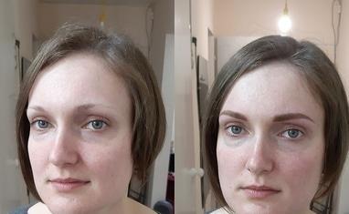 Анна Безуглая - Перманентный макияж (мои работы) - фото 3