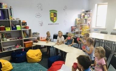 First Junior Business School - Kids school_4+ - фото 1