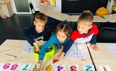 First Junior Business School - Kids school_4+ - фото 5