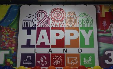 "Мадагаскар, Happy Land - Парк развлечений ""Happy Land"" - фото 1"