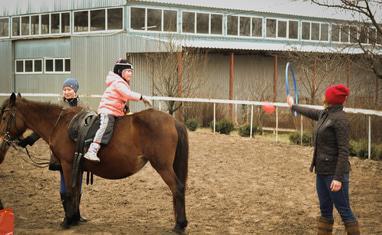 Сван - Развивающая верховая езда - фото 3