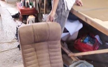 Перетяжка мягкой мебели - Перетяжка компьютерных кресел и стульев - фото 1