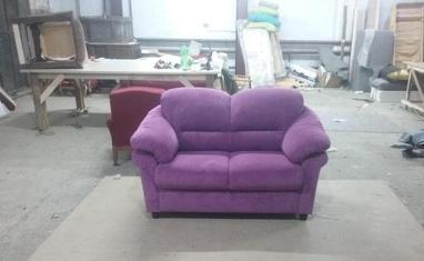 Перетяжка мягкой мебели - Перетяжка диванов, кухонных уголков - фото 2
