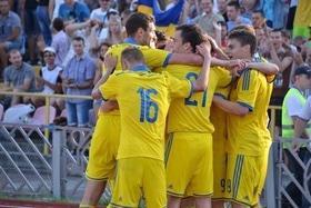 Статья 'Сборная Украины в Черкассах выиграла у Латвии '