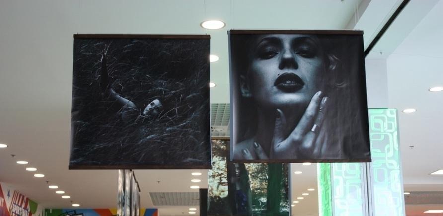 'Черкасский фотограф дал старт серии творческих выставок'