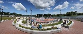 Стаття 'У Черкасах з'явиться перший пішохідний фонтан'