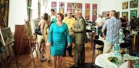 Статья 'Больше 170 тысяч гривен собрали на благотворительном аукционе '