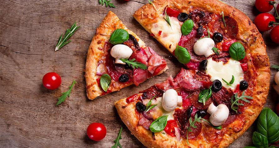 Доставка пиццы в Черкассах