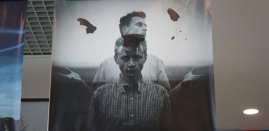 Фото 1 - Черкасский фотограф дал старт серии творческих выставок
