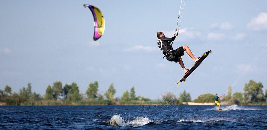 Фото 1 - Каким спортом заняться в Черкассах? Фото – kitecherkassy.blogspot.com