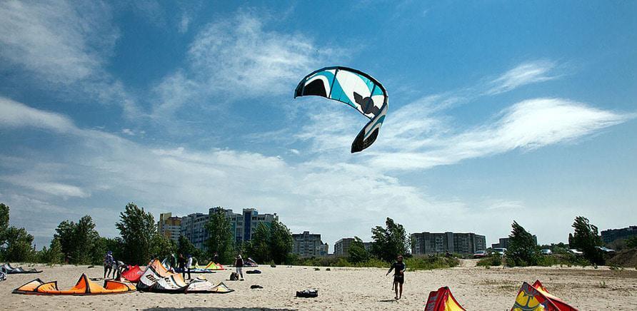 Фото 4 - Каким спортом заняться в Черкассах? Фото – kitecherkassy.blogspot.com