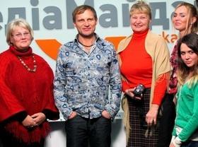 Статья 'Олег Скрипка привез в Черкассы джаз-кабаре'