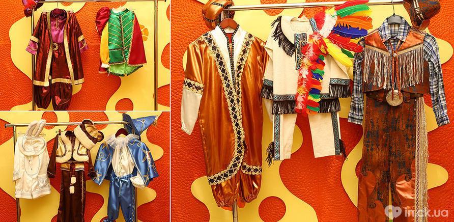 Детский новогодний костюм: где купить или взять на прокат?