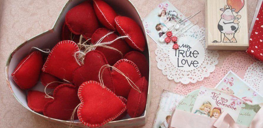Совет 2: Что подарить на День Святого Валентина парню