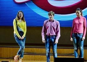 """Статья 'Черкасщане попытались покорить """"Лигу Смеха"""" Владимира Зеленского'"""