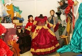 Статья 'В Черкассах работает костюмерная для сказочных перевоплощений'