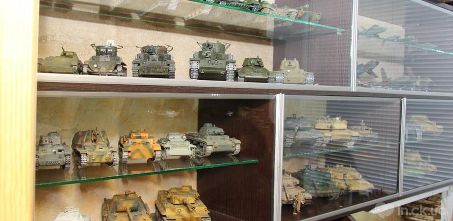 Колекція танків Петра Хорошко (фото — Art Photo Studio) - фото 2