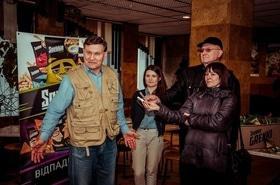 """Стаття 'Перший український трилер """"Смертельно живий"""" покажуть у Черкасах'"""