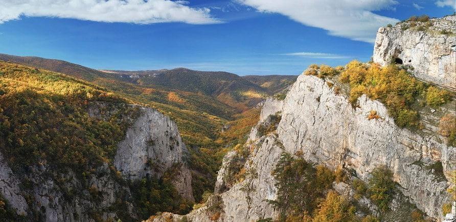'Куда поехать на майский уикенд: каньоны Черкасщины'