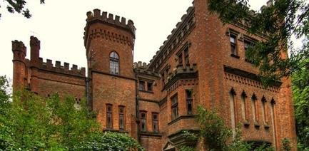 'Маевка' - статья Дворец Даховских: средневековый замок в черкасском селе