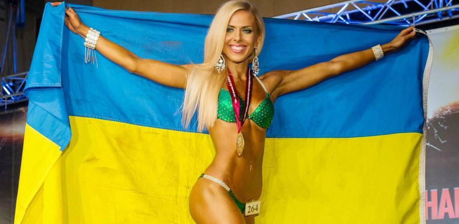 Черкасская красавица – победительница Чемпионата мира в Будапеште, 2013 год