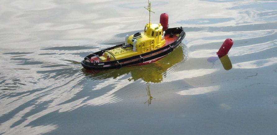 Фото 1 - Радіокерована модель корабля