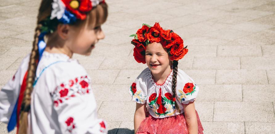 Фото 3 - В Черкассах шествие в вышиванках организовывают несколько лет подряд