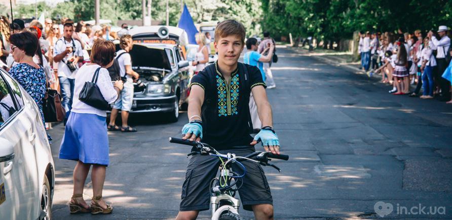 Фото 8 - В Черкассах шествие в вышиванках организовывают несколько лет подряд