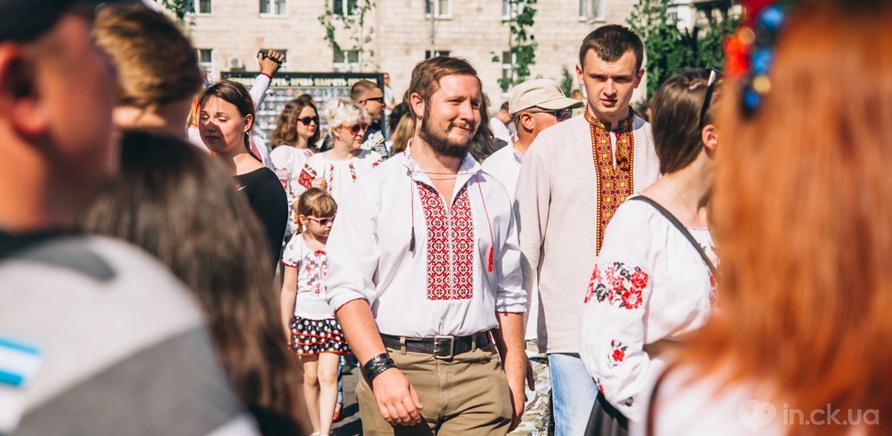 Фото 5 - Патріотична акція покликана популяризувати національний одяг і українські традиції
