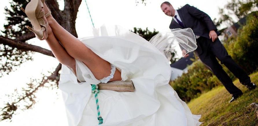 'Свадьба с 'изюминкой': креатив от черкасских невест'