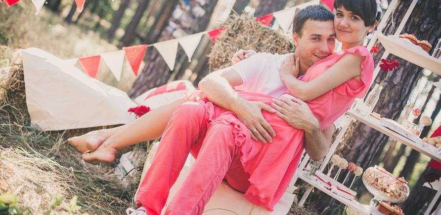 Фото 2 - Свадьба в кедах: ярко и комфортно