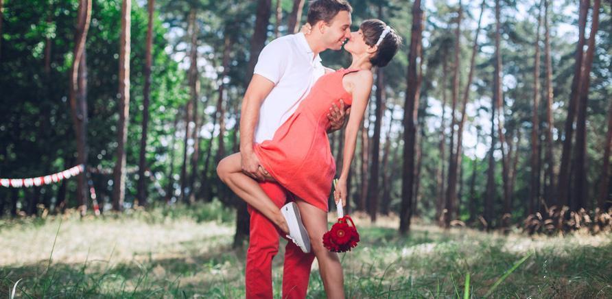 Фото 4 - Свадьба в кедах: ярко и комфортно