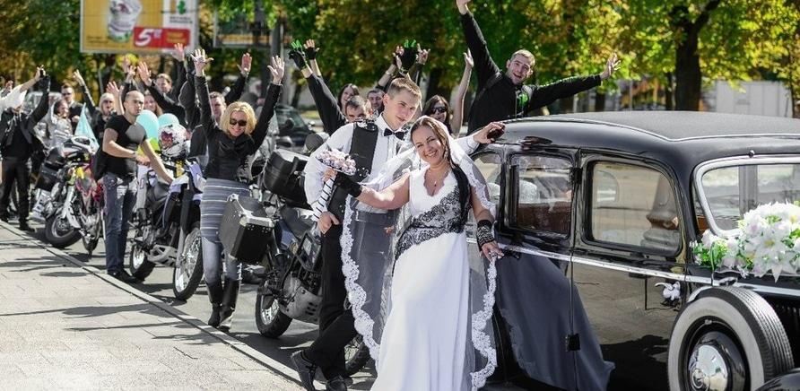 Фото 6 - Свадьба по-байкерски: маленький семейный фестиваль