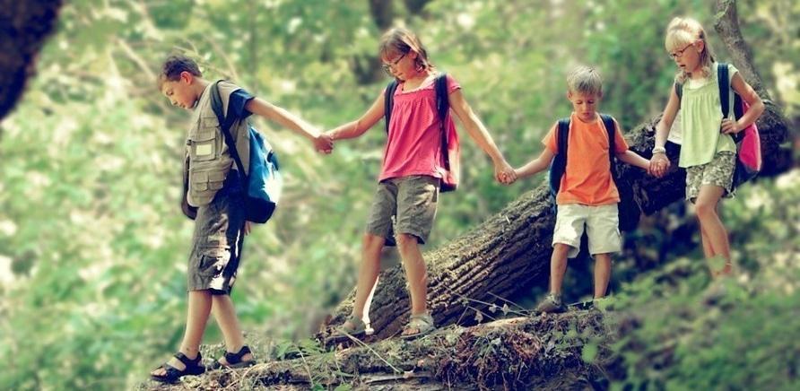 Фото 1 - В лагере большое внимание обращают на отношения ребенка с самим собой и окружающим миром