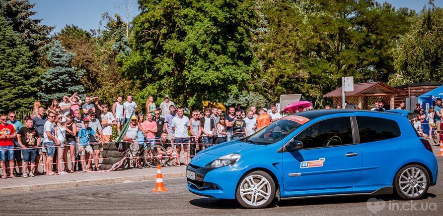 Фото 3 - В Черкассах состоялся первый этап национального автослалома