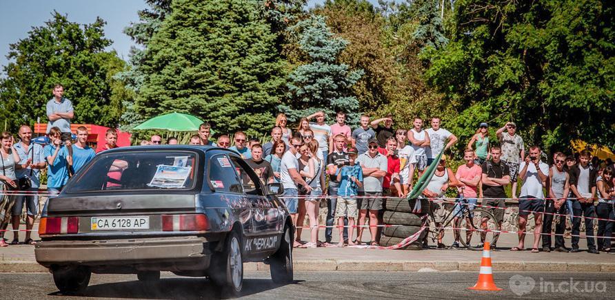 Фото 4 - В Черкассах состоялся первый этап национального автослалома