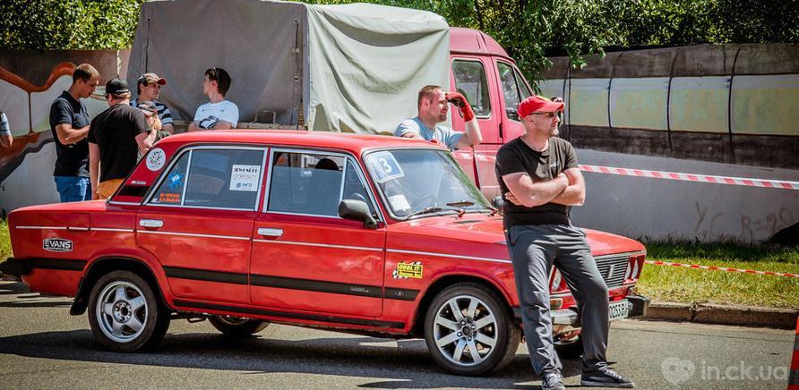 Фото 5 - В Черкассах состоялся первый этап национального автослалома