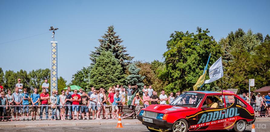 Фото 6 - В Черкассах состоялся первый этап национального автослалома