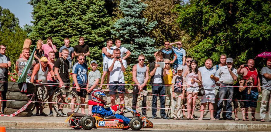 Фото 8 - В Черкассах состоялся первый этап национального автослалома