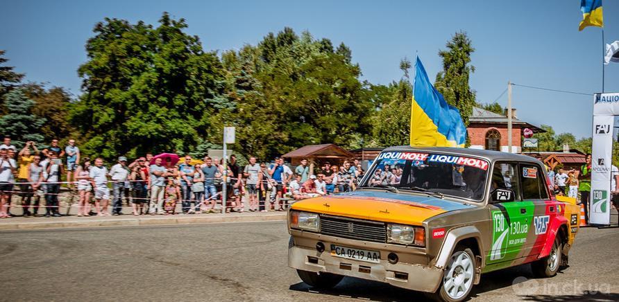 Фото 9 - В Черкассах состоялся первый этап национального автослалома