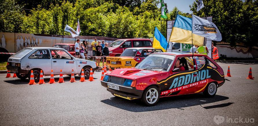 Фото 10 - В Черкассах состоялся первый этап национального автослалома