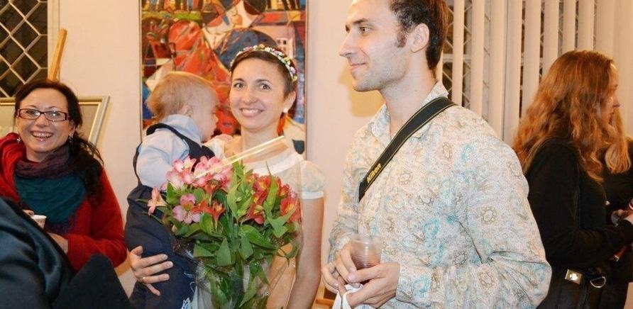 Фото 3 - Гостями свадьбы в музее стали все присутствующие на выставке