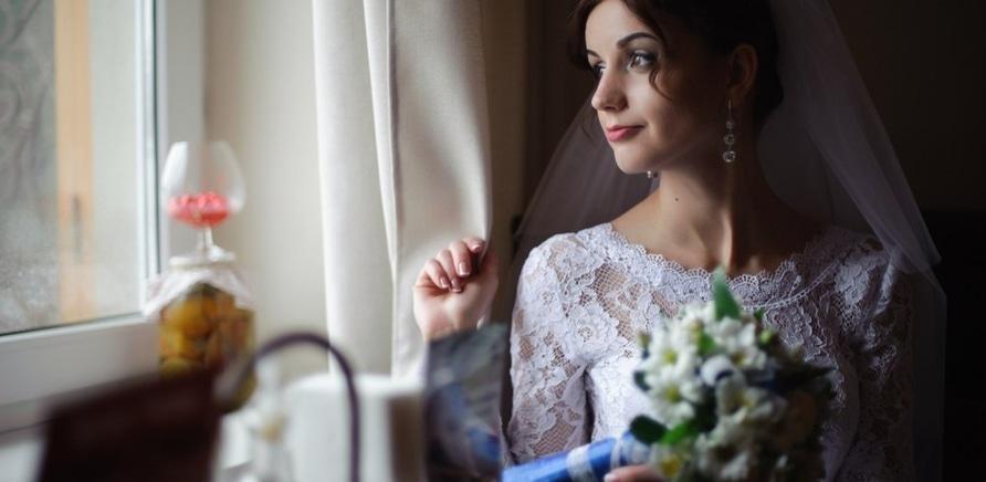 Фото 2 - Свадьба Юлии Ярошенко и Александра Молоцило была тихой и скромной, только с самыми близкими людьми