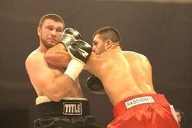 Статья 'В Черкассах состоялись боксерские поединки международного класса'